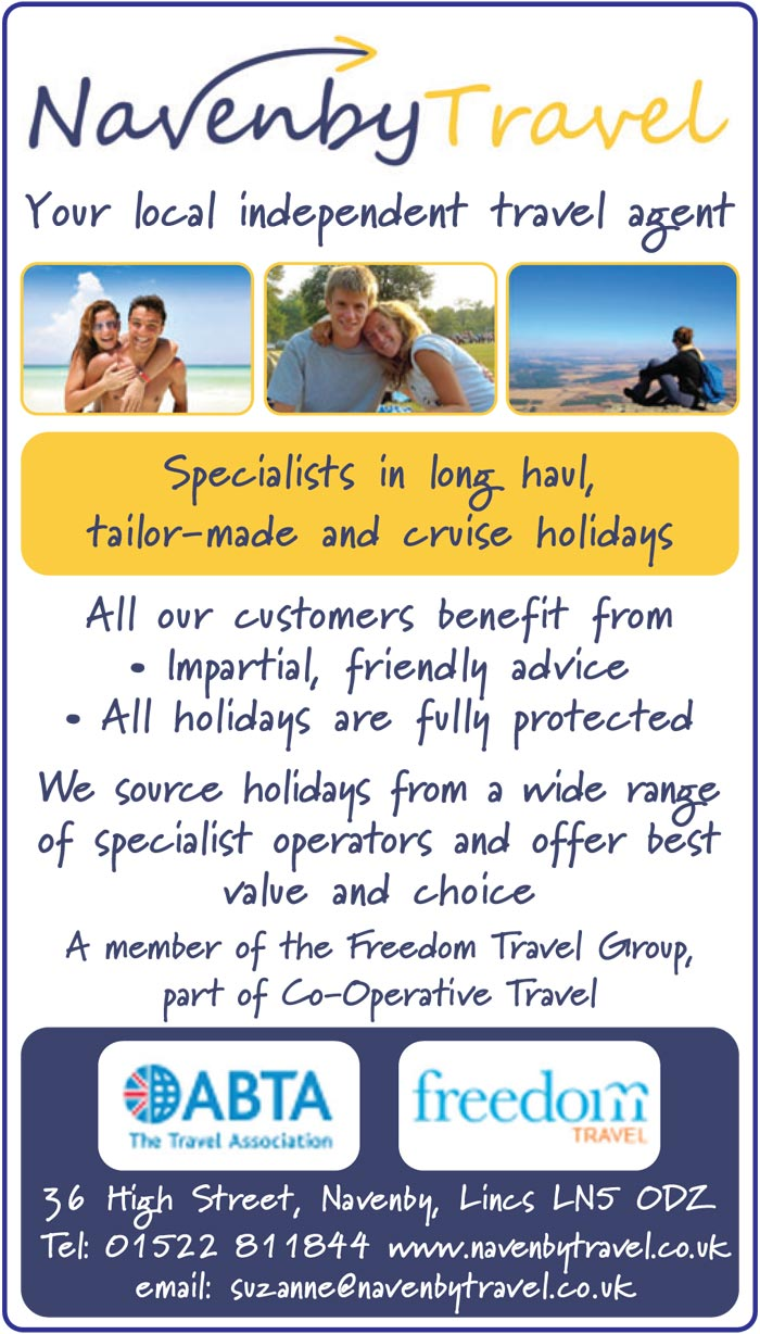 Navenby Travel - Your local independent travel agent