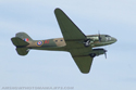 Douglas C47 Dakota DC-3 ZA947 at Cosford Air Show 2006