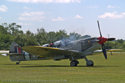 Supermarine Spitfire Mk IX G-CTIX PT462 at Cosford Air Show 2006