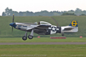 P-51D-20-NA Mustang G-SIJJ 44-72035 Jumpin Jacques at Cosford Air Show 2007