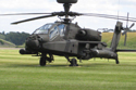 Blue Eagles AgustaWestland Apache at Cosford Air Show 2009
