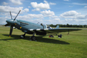 Supermarine Spitfire Mk PRXIX/PM631 at Cosford Air Show 2009
