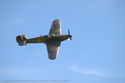 Hawker Hurricane Mk I G-HUPW R4118 UP-W at Cosford Air Show 2009