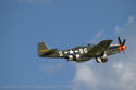 P-51D-25NA Mustang N167F 44-73877 Old Crow at Cosford Air Show 2009