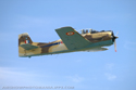 North American T-28S Fennec 119/N14113 Little Rascal at Cosford Air Show 2009
