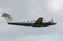 Beech Super King Air 200 ZK451 at Cosford Air Show 2009