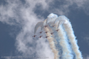 The Red Arrows Aerobatic Display Team at Cosford Air Show 2009