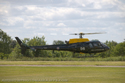 Defence Helicopter Flying School - Eurocopter AS-350BB Squirrel HT1 2971 ZJ256 (previously registered as G-BXCE) at Cosford Air Show 2009