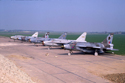 English Electric Lightning line up