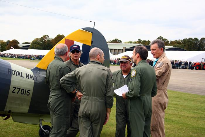 The Battle Of Britain Airshow