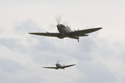 Supermarine Spitfires at Duxford The Battle of Britain Air Show