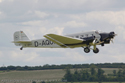 Junkers Ju-52/3mg8e 130714 D-CDLH/D-AQUI at Duxford Flying Legends 2007