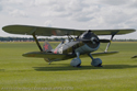 Polikarpov I-15bis at Duxford Flying Legends 2007