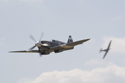 Supermarine Spitfire Mk PRXIX F-AZJS PS890 at Duxford Flying Legends 2010