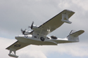 Plane Sailing Consolidated PBY-5 Catalina G-PBYA formerly C-FNJF at Duxford Spring Air Show 2009