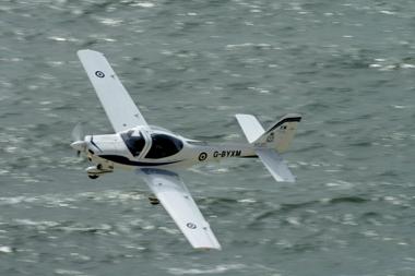 Grob G 115E Tutor G-BYXM at Eastbourne International Air Show