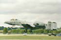 Fairchild-Republic A-10 Thunderbolt II (Warthog) at Fairford Air Show (Royal International Air Tattoo) 2003