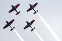 Royal Jordanian Falcons at Fairford Air Show (Royal International Air Tattoo) 2009