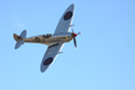 Supermarine Spitfire Mk LFIXe MK356 (UF-Q) at Fairford Air Show (Royal International Air Tattoo) 2010