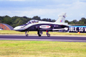 BAE Systems Hawk 200 ZJ201 at Fairford Air Show (Royal International Air Tattoo) 1998