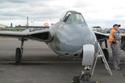 de Havilland Venom FB50 (DH-112) 752 G-DHVM/WR470 at Kemble Air Show 2009