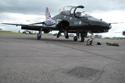 British Aerospace Hawk T1 142/312132 XX307 at Kemble Air Show 2009
