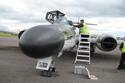 Gloster Meteor NF11 S4/U/2342 G-LOSM/WM167 at Kemble Air Show 2009