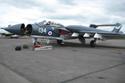 de Havilland DH.110 Sea Vixen D.3 10125 G-CVIX XP924 at Kemble Air Show 2009