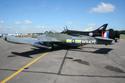 de Havilland Venom FB50 (DH-112) 752 G-DHVM/WR470 at Kemble Air Show 2010