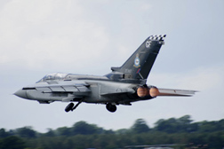 Panavia Tornado F3 753/AS092/3345 ZE887/GF at Kemble Air Show 2008