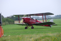 The de Havilland School of Flying - de Havilland DH-82A Tiger Moth II 3175 G-ACDA at Little Gransden Air Show 2008