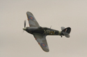 Hawker Hurricane Mk IIB G-HHII BE505 Hurribomber at Little Gransden Air Show 2009