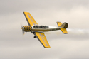 Bacau Yak-52 877403 G-BXJB at Little Gransden Air Show 2009