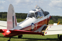 de Havilland DHC-1 Chipmunk G-BWUT/WZ879 at Little Gransden Air Show 2010