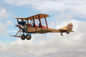 Royal Aircraft Factory BE-2C Replica G-AWYI/347 - The Biggles biplane at Little Gransden Air Show 2011