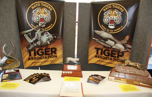 NATO Tiger Association - Hard to be humble