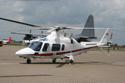 AgustaWestland AW-109E Power Elite ZR321 at the RAF Northolt Photocall Event 2010