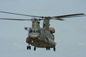 Boeing-Vertol Chinook at Shoreham Air Show 2008