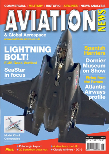 Aviation News Magazine - If its in the air, its in Aviation News