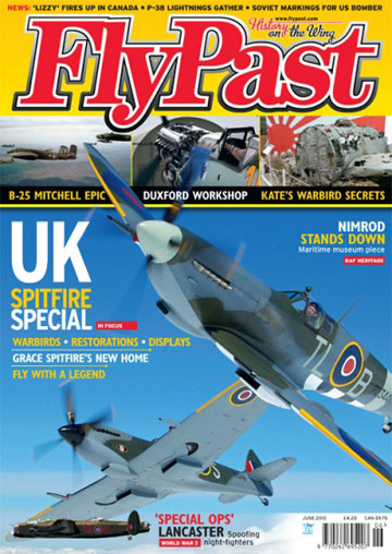 FlyPast Magazine - At the heart of aviation heritage