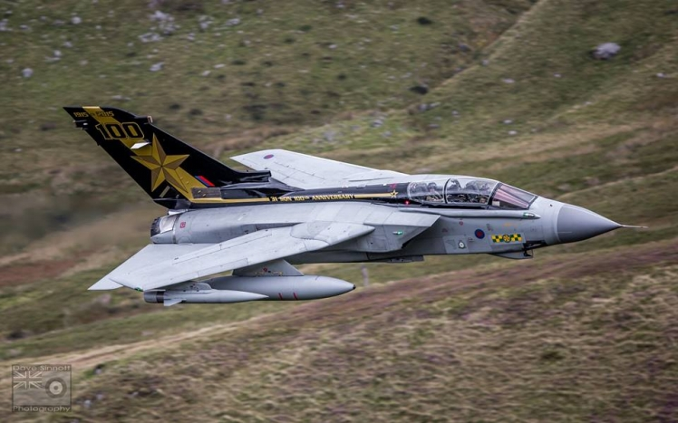 31 Squadron 100th anniversary Tornado - 3rd September 2015