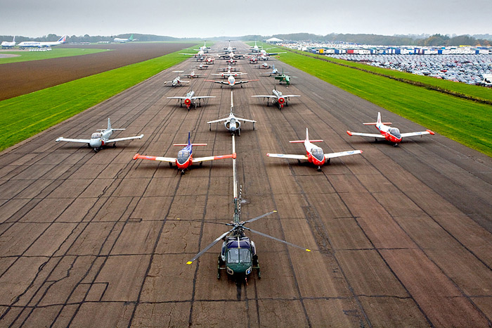 Bruntingthorpe line-up