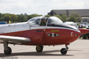 Jet Provost at the Bruntingthorpe Taxi Event 2009