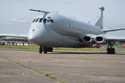 Hawker Siddeley Nimrod MR2 8001 XV226 delivery at Bruntingthorpe