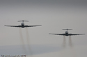 Vickers VC10 2-ship formation