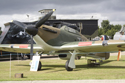 Hawker Hurricane P2725/TM-B replica at the East Kirkby RAFBF Air Show 2010