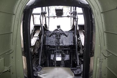 Avro Lancaster Just Jane FN-20 4-gun tail turret
