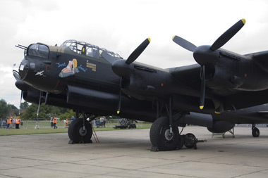 Avro Lancaster Mk VII NX611 Just Jane