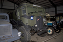 Vintage Vehicle - The Camel Type 1107 RAF 131055 in the East Kirkby museum