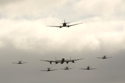 The Battle of Britain Memorial Flight at Lincs-Lancs Association 2009